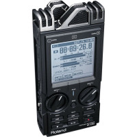 ROLAND R-26 Roland R-26 6-Channel Digital Field Audio Recorder