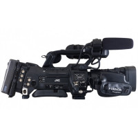 JVC GY-HM850E Solid state HD camcorder with