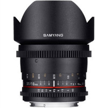 Samyang 10mm T3.1 VDSLR NIKON