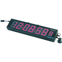 AUTOSCRIPT CLOCKPLUS Timecode Display Unit LED Six