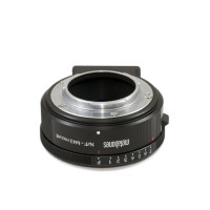 METABONES MB_NFG-M43-BM1 Metabones Nikon G to Micro FourThirds adapter (Black Matt)