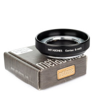 METABONES MB_CG-M43-BM1 Contax G Lens to Micro 4/3 Adapter