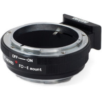 METABONES MB_FD-E-BM1 Metabones Canon FD Mount Lens to Sony NEX