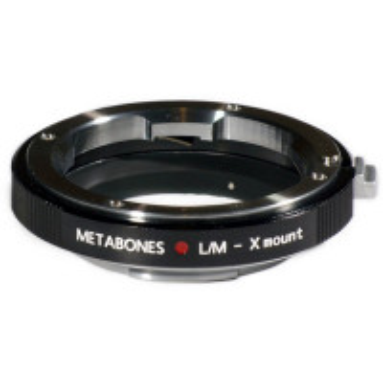 METABONES MB_LM-X-BM1 Metabones Leica M Mount Lens to Fujifilm X-Mount