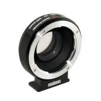 METABONES MB_SPCY-M43-BM1 Contax Yashica Lens to Micro Four Thirds Speed Booster
