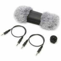 TASCAM AK-DR70C Accessory Package for Tascam DR-70D Audio Field Recorder