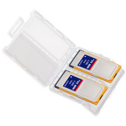 SONY 2SBS64G1B x2 64GB SxS-1 G1B Card 3.5Gbps (440MB/s) Twin Pack