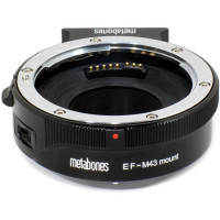 METABONES MB_EF-M43-BT2 Metabones Canon EF Lens to Micro Four Thirds