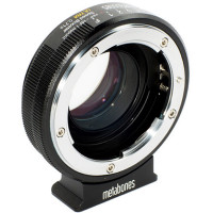 METABONES MB_SPNFG-M43-BM3 Nikon G - Micro 4/3 Speed Booster ULTRA 0.71x