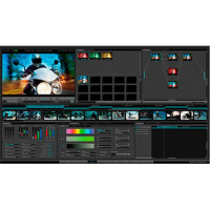 BLACKMAGIC BMD-DV/RESSTUD/25-49 BLACKMAGIC DaVinci Resolve 12 Studio Software for Education