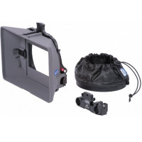 VOCAS 0215-2010 MB-215: Mattebox kit for any camera with 15 mm LW support