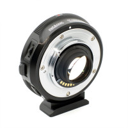 METABONES MB_SPEF-BMCC-BT1 Canon EF to BMCC T Speed Booster (Black Matt)