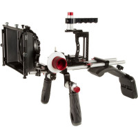 SHAPE XC10SMKIT SHAPE XC10SMKIT XC10 Camera Cage, Shoulder Mount, Mattebox, and Follow Focus Kit