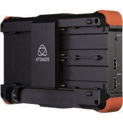 ATOMOS AO-ATOMNJAFL1 Atomos Ninja Flame 10-bit HDR Monitor/ 4K ProRes & DNxHD Recorder (HDMI Only)