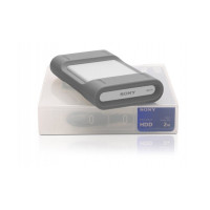 SONY PSZ-HA2T Sony 2TB External Hard Drive USB 3.0