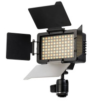 ALPHATRON BROADCAST TS4 Alphatron TriStar 4 Bi-Colour On-camera LED light