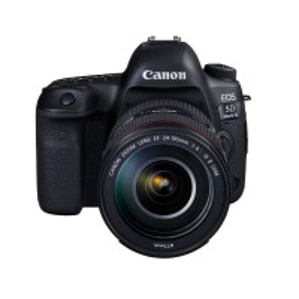 CANON CONSUMER EOS 5D MARK IV EOS 5D Mark IV Camera (Body Only)