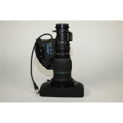 CANON HJ11EX4.7B IRSE HD Wide angle lens w/2x ext e-digit