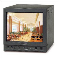 "9"" Colour Monitor (2xVBS / Audio In"