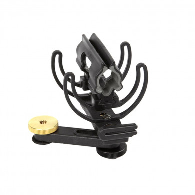 "InVision Video Shockmount (1/4"" Adaptor) for Shotgun Microphones"