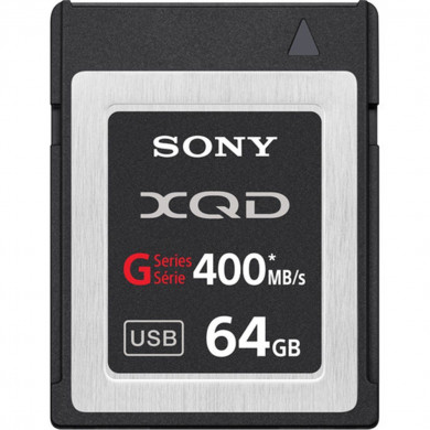 Sony 64GB XQD G-series 400MB/s