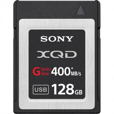 Sony 128GB XQD G-Series 400MB/s