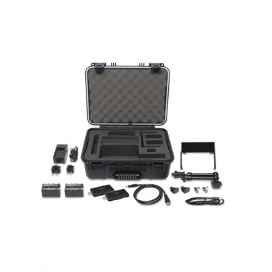 PIX-E7 Accessories Kit With Hard Case, Batteries, and SpeedDrives