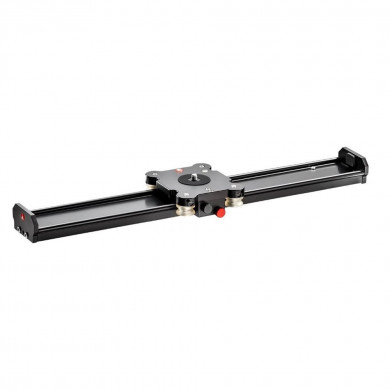 Manfrotto Slider 60cm with MVH502AH Fluid Head Kit