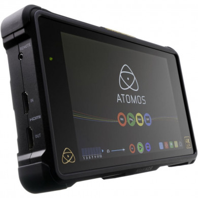 Atomos Shogun Inferno with Full Accessory Kit