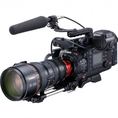Canon EOS C700 GS PL 4K Cinema Camera (PL Mount)