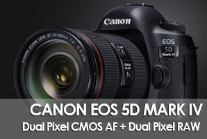 EOS 5D Mark IV Camera (Body Only)
