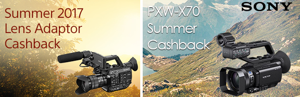 Summer Cashback from Sony