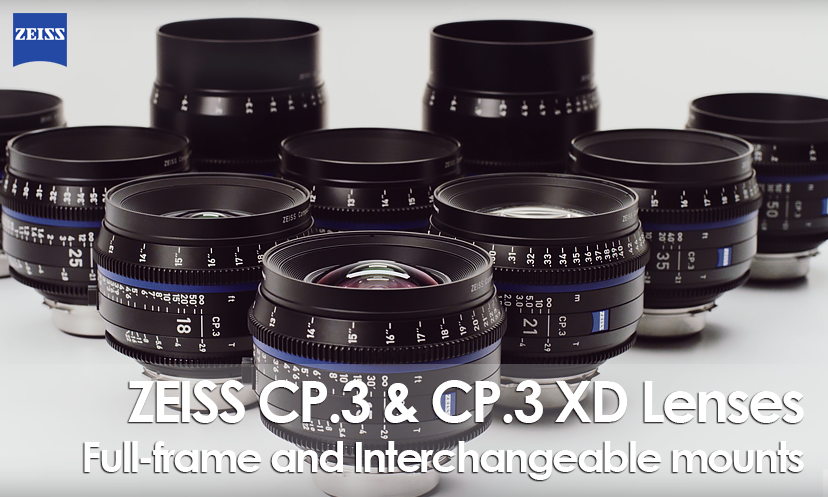 ZEISS CP.3 XD and CP.3