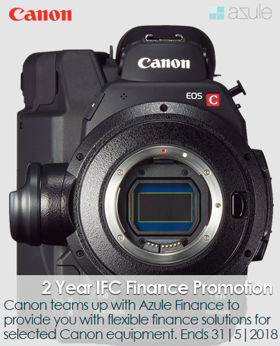 Canon IFC Promotion